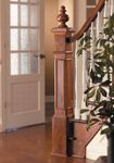 "Colonial Elegance Premium Oak 1 ¾"" Railings"