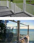 Euromax Yardcrafters™ Railing Systems
