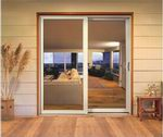 Jeld-Wen Premium Atlantic Aluminum Sliding Patio Door